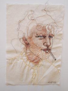 'Tim D.' - 2014 - 30 cm x 22 cm